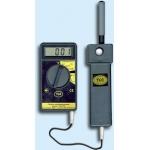Люксметр + Измеритель температуры и влажности ТКА-ПКМ (модель 43)